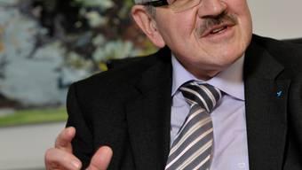 Roland Brogli: Regierung erwartet 2010 Wachstum von 1,5 Prozent.