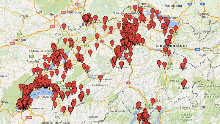 Von den rund 200'000 Offshore-Firmen stammen mindestens 38000 aus der Schweiz.