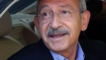 Krach mit Erdogan: Der türkische Oppositionschef Kilicdaroglu
