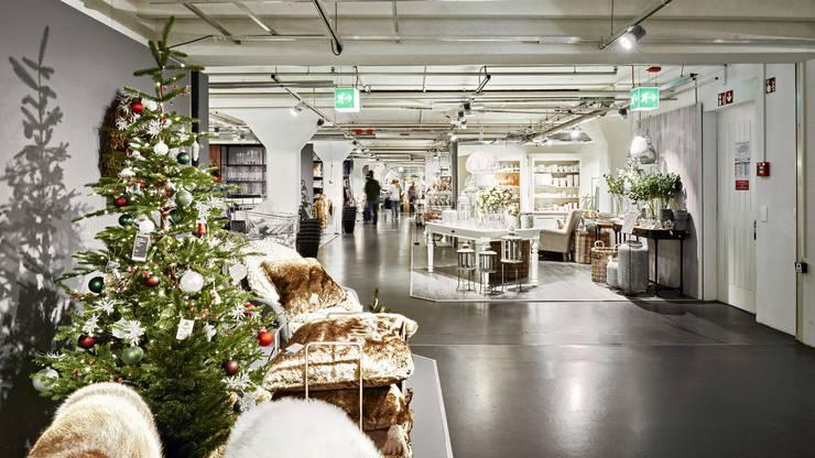 Dekoration für Weihnachten: Bei bisherigen Pfister-Lieferanten kommt aber keine Feststimmung auf.