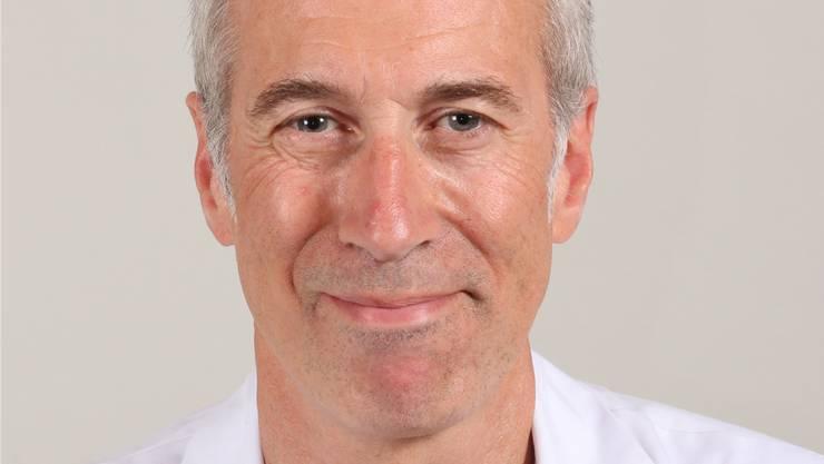 Markus Cober: Seit dem 1. Juli Chefarzt Chirurgie im Asana Spital Menziken.