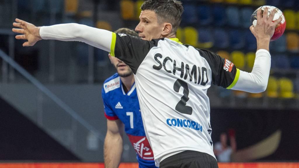 Grosse Emotionen bei Schmid nach unverhoffter WM-Premiere