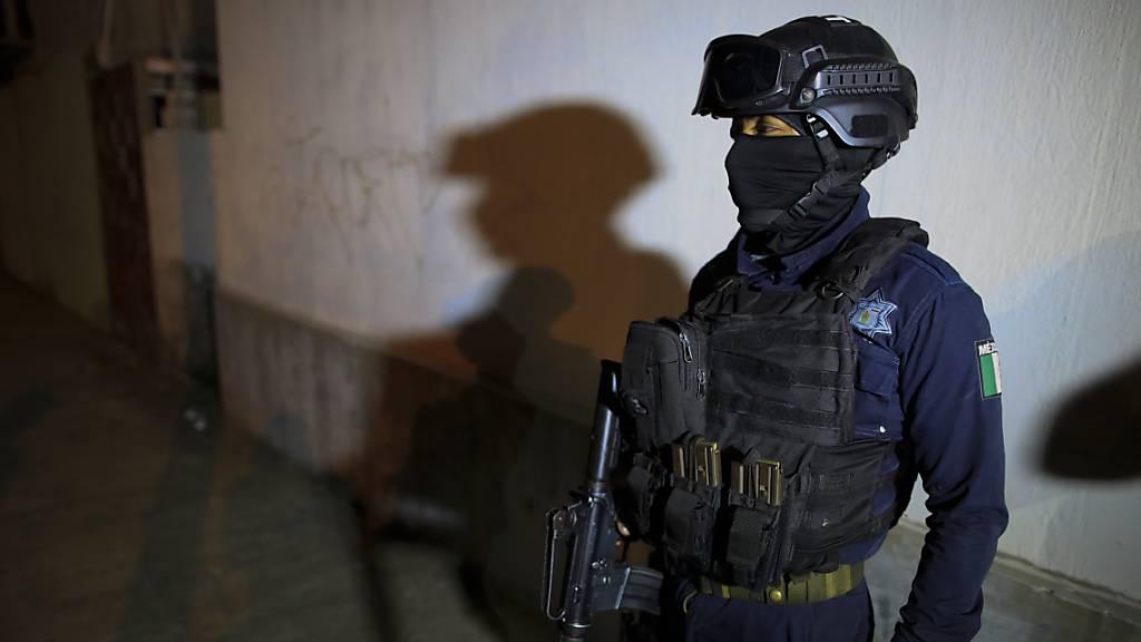 15 Tote bei Gewalt zwischen Armee und Gangstern in Mexiko