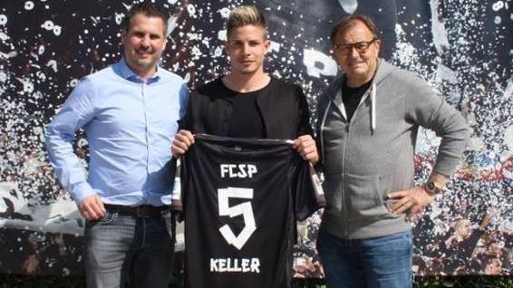 Der Vertrag von Joël Keller beim FC St.Pauli wurde im Mai 2016 bis ins Jahr 2018 verlängert.