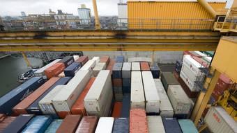 Die Handelskammer beider Basel registriert positive Wirtschaftsstimmung in Basel.