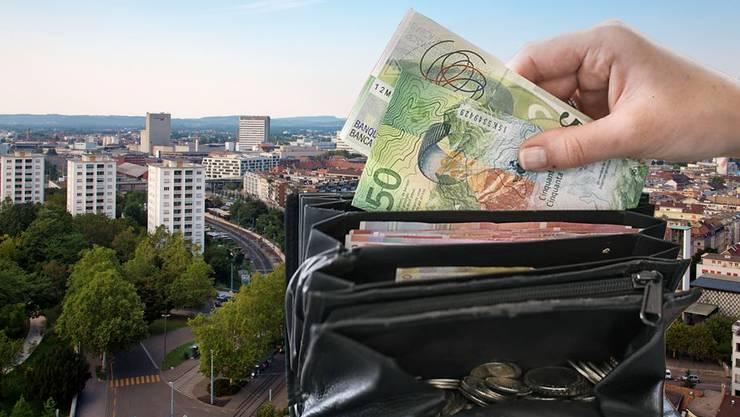 Basel erzielt ein Rekordhoch von knapp 750 Millionen Franken Überschuss. (Symbolbild)