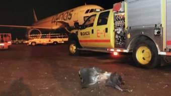 Bereits vergangene Woche wurde der Flughafen Abha in Saudi-Arabien mit einer Rakete angeriffen. Damals wurden über ein Dutzend Menschen verletzt. (Archivbild)
