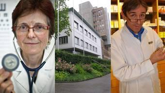 800 000 Franken investiert der Kanton, damit sich Ärzte, Spitäler und Apotheker besser vernetzen.  CIS/ZUL/AW