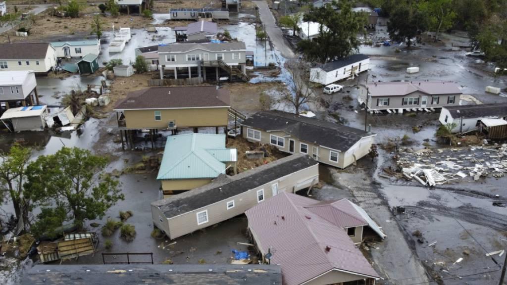 US-Hurrikan Ida wird für Swiss Re teuer