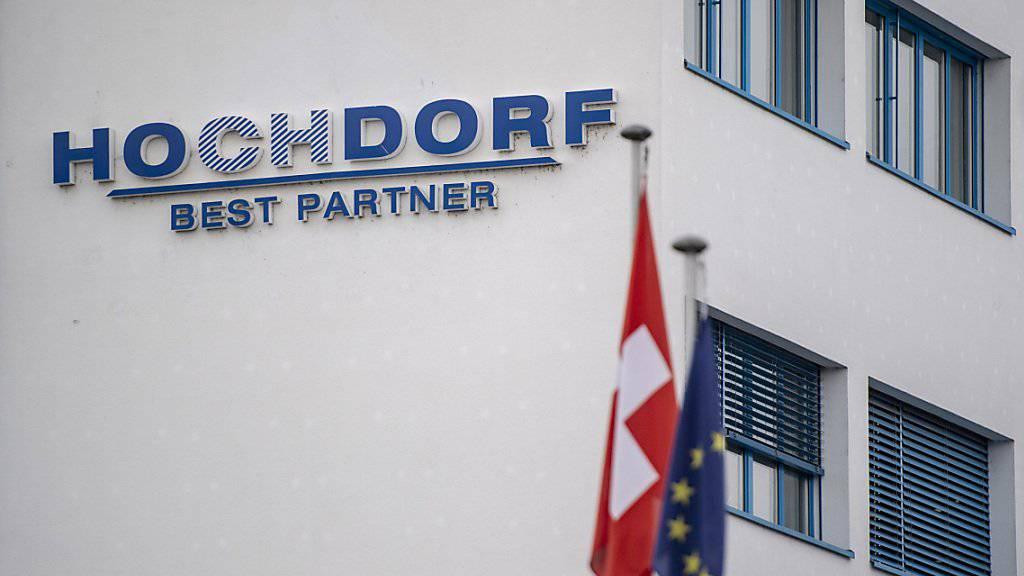 Der Milchverarbeiter Hochdorf hat in einem enorm schwierigen ersten Halbjahr unter dem Strich einen riesigen Verlust erlitten. (Archiv)