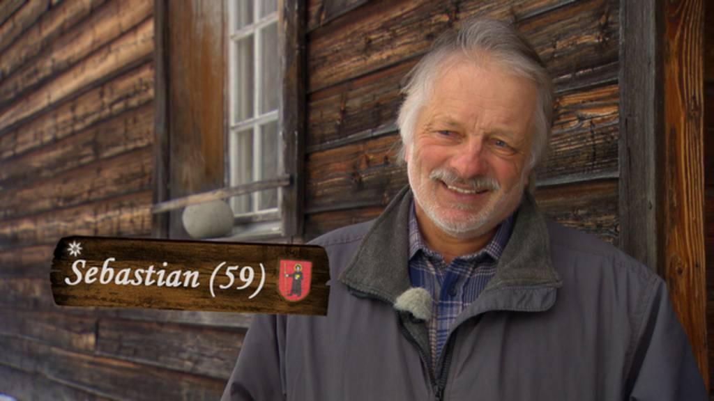 BAUER, LEDIG, SUCHT... ST12 - Portrait Sebastian (59)