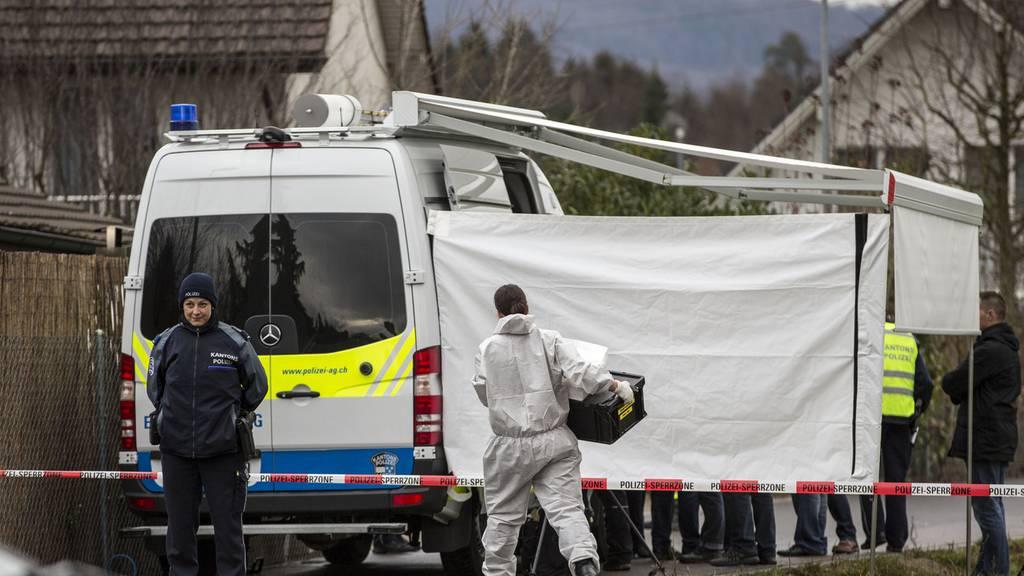 Was passiert mit den Beweismitteln vom Fall Rupperswil?