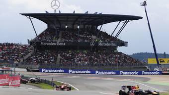 Das Rennen auf dem Nürburgring in guten Zeiten