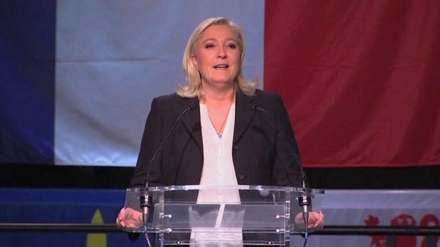 Rechtsrutsch in Frankreich
