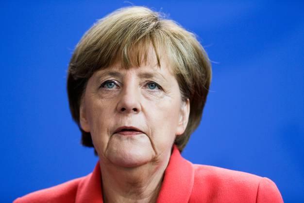 Ob sie ihren berühmten Satz von 2015 heute nochmal sagen würde? Bundeskanzlerin Angela Merkel 2015.