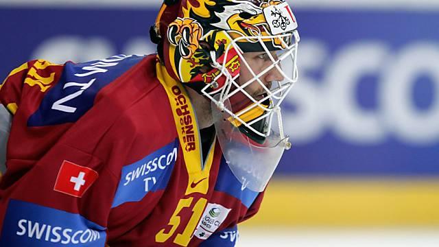 Besuchte Tobias Stephan trotz Krankheit ein Eishockeyspiel?