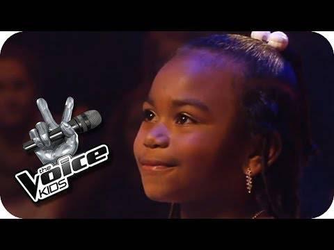 Chelsea Fontenel aus Kaiseraugst erlangt bei «The Voice - Kids» Berühmtheit mit dem Song «Girl on Fire»