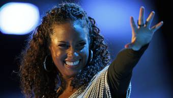 Alicia Keys nutzt Südafrika-Reise für Segnung (Archiv)