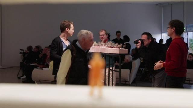 Architekt Peter Zumthor baut für Fondation Beyeler