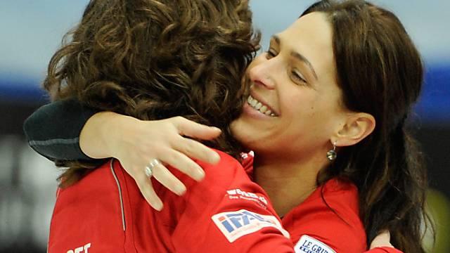 Zwei Siege der Schweizerinnen am letzten Tag der Round Robin