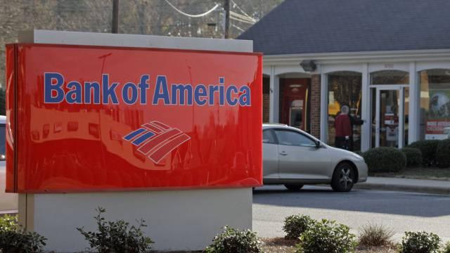 Die Bank of America geriet 2007 tief in den Strudel der Finanzkrise