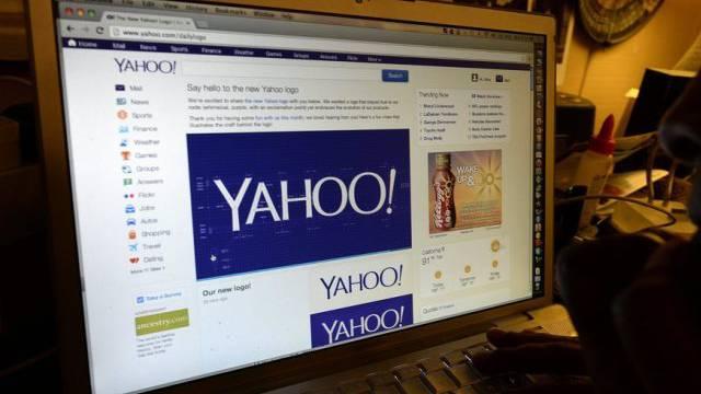 Internetpionier Yahoo muss einen Umsatzrückgang hinnehmen