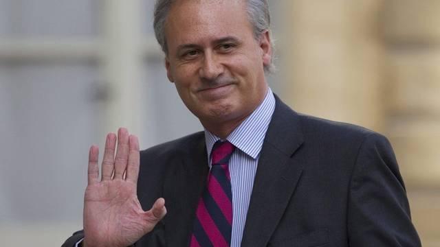 Ex-Staatssekretär Georges Tron (Archiv)