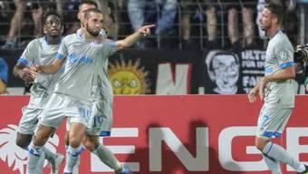 Schalke 04 jubelt im Cup - der Bundesligist lässt gegen den Aussenseiter nichts anbrennen