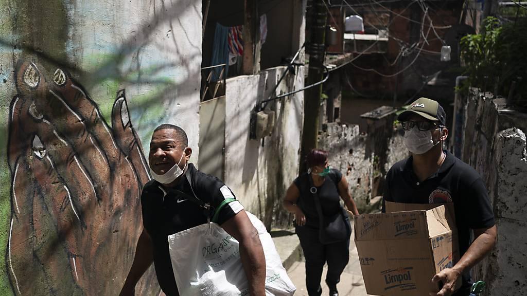 Brasiliens Präsident Bolsonaro ruft zu Rückkehr zur Normalität auf