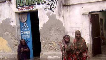 Somalia von Überschwemmungen heimgesucht (Archiv)