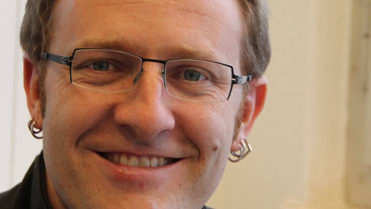 Arsène Perroud (SP) will in den Gemeinderat Wohlen. aw