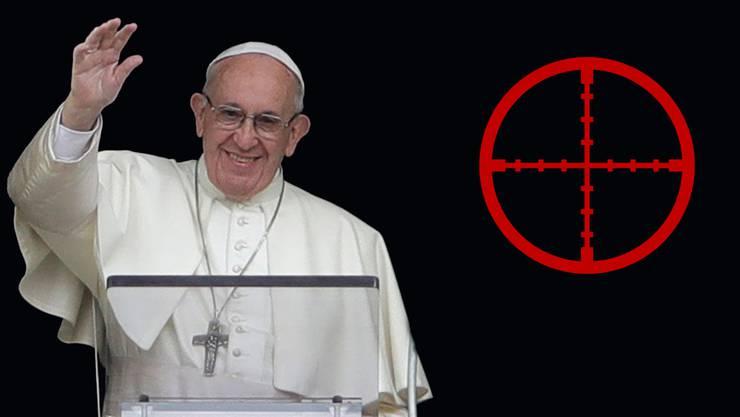 Eine Schwangerschaft abzubrechen sei «wie jemandem zu beseitigen», sagte Papst Franziskus.