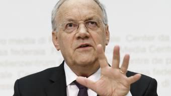 Präsentierte einen Einigungsvorschlag: Schneider-Ammann (Archiv)