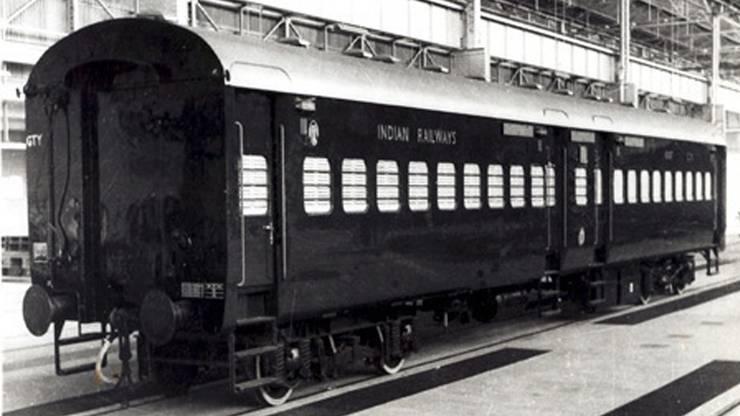 1951 wurden die ersten zwei Prototypen aus Schlieren nach Indien verschifft.  Bild © SWS