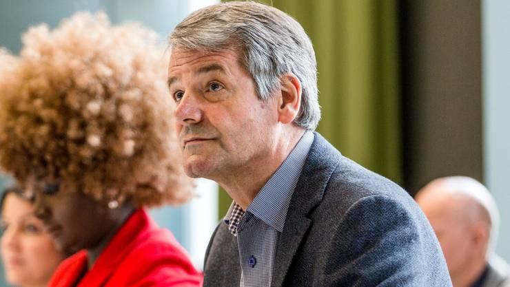 Walter Jucker (SP) bleibt: Erstmals in der 46-jährigen Geschichte des Schlieremer Gemeindeparlaments wird ein Präsident sein Amt länger als ein Jahr ausführen.