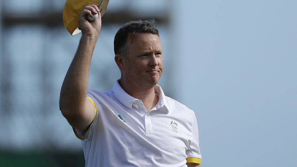 Marcus Fraser erntete am Olympiaturnier in Rio viel Applaus