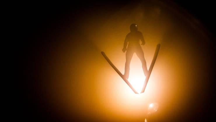 Gregor Schlierenzauer ist nicht mehr die grosse Lichtgestalt im österreichischen Skispringen, sondern gibt den Teamplayer.