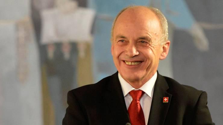 Ueli Maurer: «Olympia 2022 ist ein Entwicklungsprojekt Schweiz für die nächsten 20 bis 30 Jahre».
