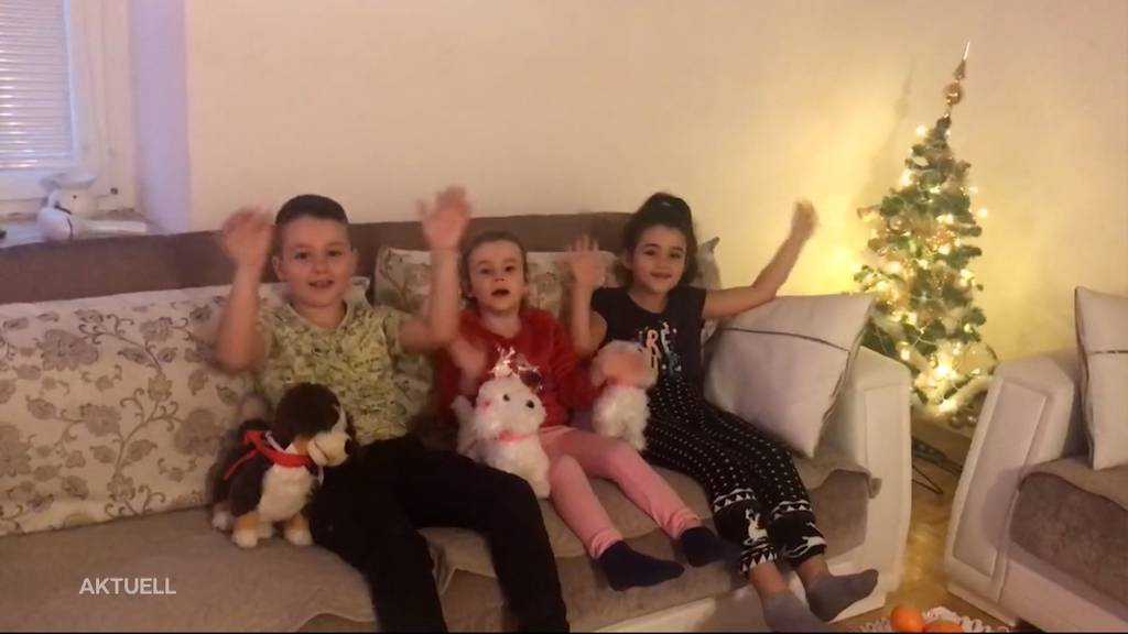 Best of Zuschauer-Weihnachtsvideos aus dem Mittelland