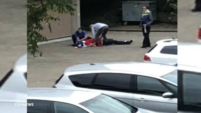 Familienvater in Bilten bei Werkzeug-Attacke schwer verletzt