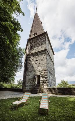 Zum Beispiel im Krummturm in Solothurn.