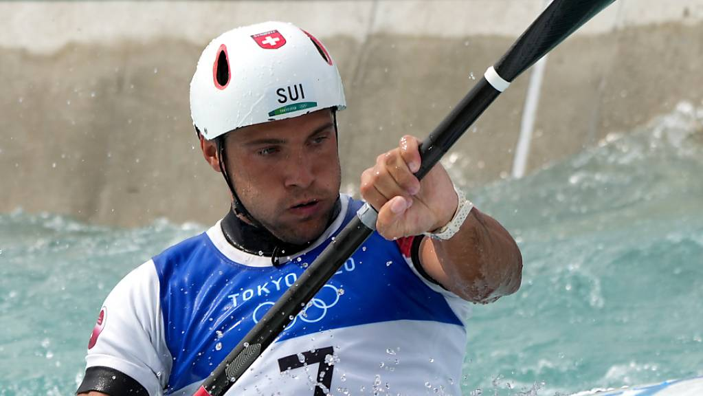 Enttäuschung im Olympia-Halbfinal: Martin Dougoud.