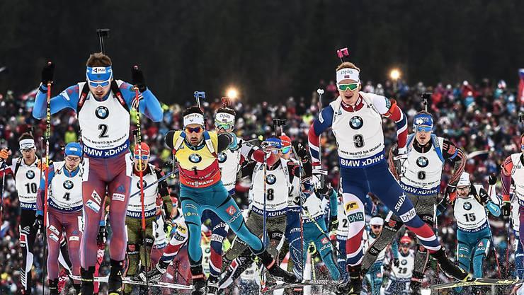 Wirbel bei den Biathleten, aber keine Kollektivstrafe gegen die Russen