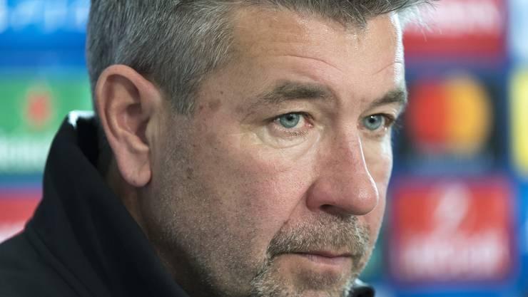 Mit diesem Punkteschnitt ist Urs Fischer der beste FCB-Trainer der Geschichte. Trotzdem musste er gehen.