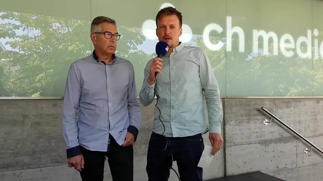 FCA-Talk vor dem Barrage Hinspiel Xamax-Aarau