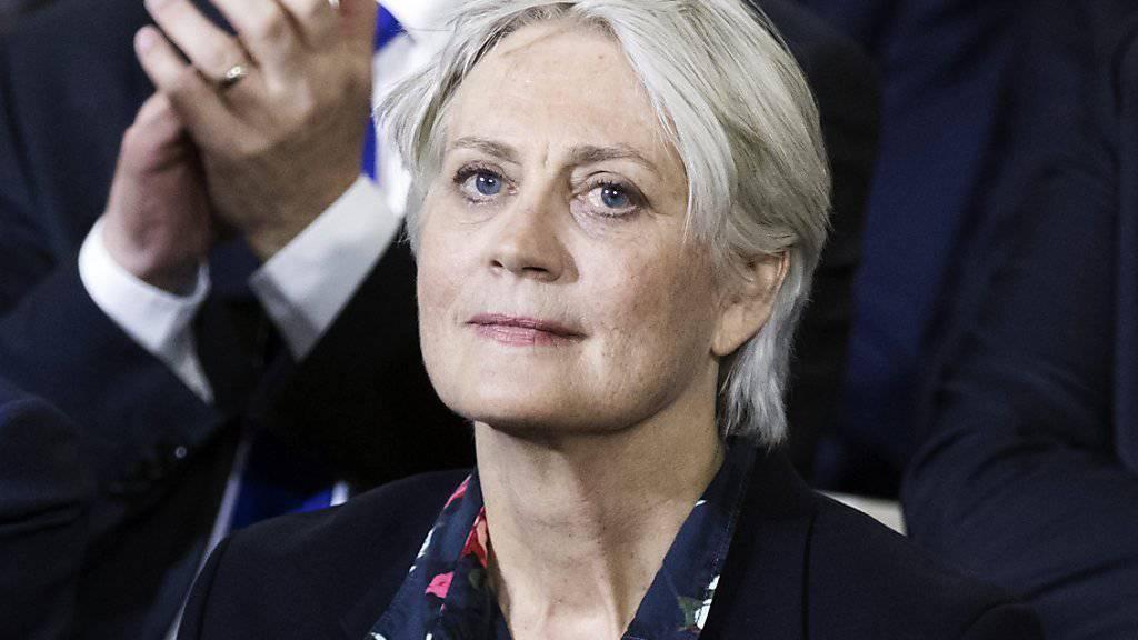Penelope Fillon findet, ihr Mann sei der einzige richtige Kandidat für das Präsidentenamt in Frankreich. (Archivbild)