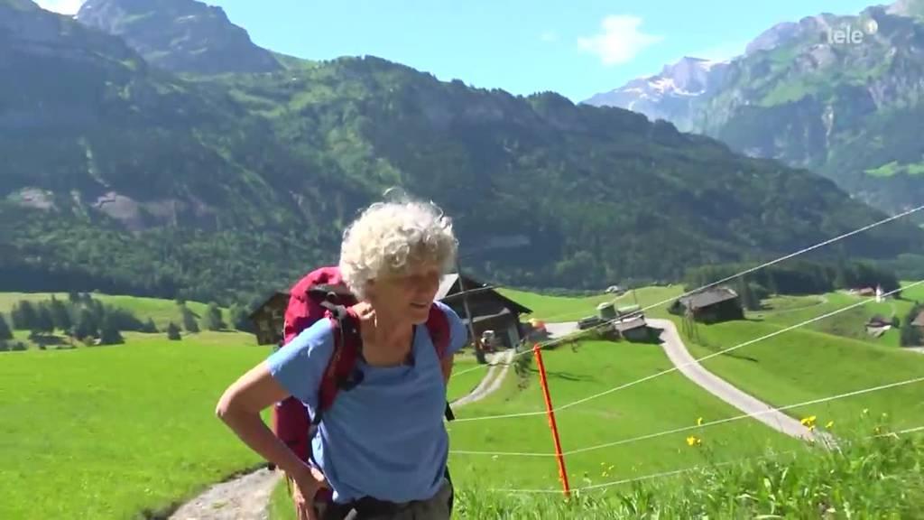 Bergfrauen - Wildheuerin