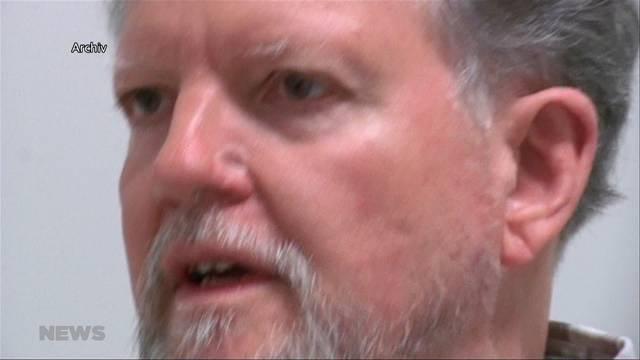 Peter-Hans Kneubühl erneut im Hungerstreik