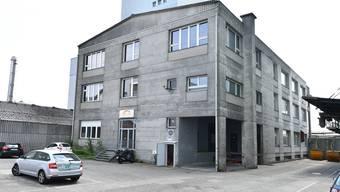 Das alte Brocki-Gebäude wäre eine ideale Lokalität für die Trendsportler.