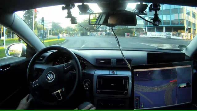 Kit der Moderne: Das Auto, das selbst fährt